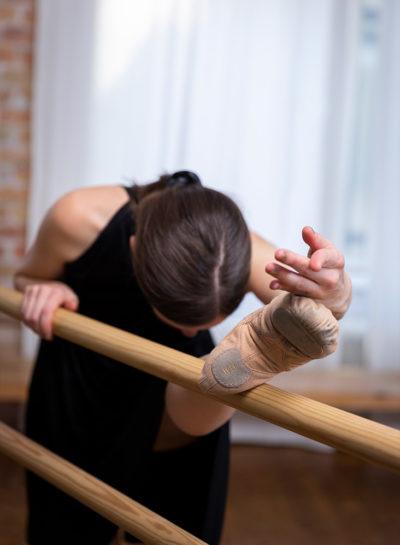 Ballet Barre Flexibility